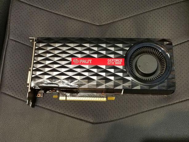 Palit GeForce GTX 960 Turbo 2GB GDDR5