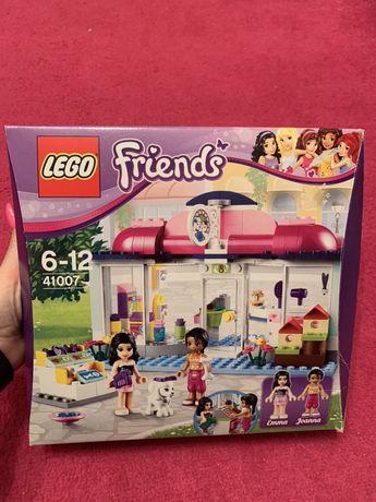 klocki lego friends 41007 hotel dla zwierząt dla dziewczynki