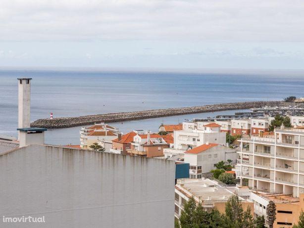 Apartamento t2 Sesimbra, Santiago com vista mar