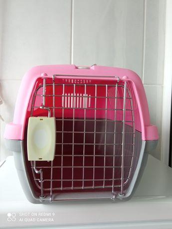 Transportadora gato ou cão de pequeno porte