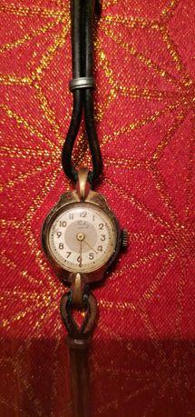 Wyjątkowy piękny damski zegarek na rękę Rulcy Fond Acier