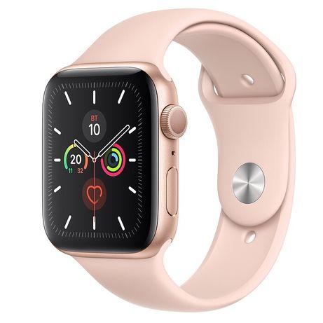 Apple Watch Ser 5 40 mm Gold aluminum case НОВЫЕ! ГАРАНТИЯ от МАГАЗИНА