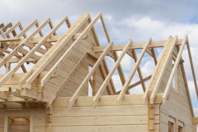 Tartak - więźba dachowa, kantówki, deski, drewno opałowe