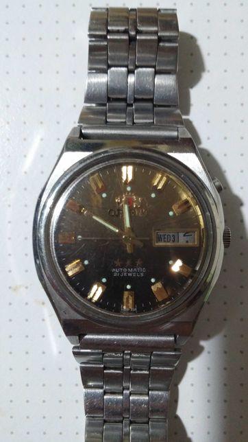 Часы Orient мужские механические.