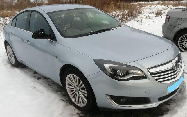 Opel Insignia 2.0 Diesel -140 KM-Lift-2013r.-Anglik-Tanio