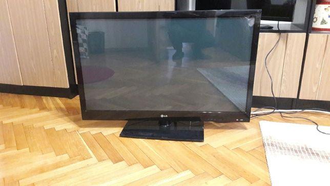TV LG 42 cale 42PJ550 plazma