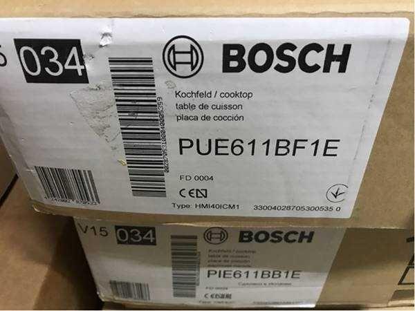 Варочная поверхность электрическая Bosch PUE611BF1E