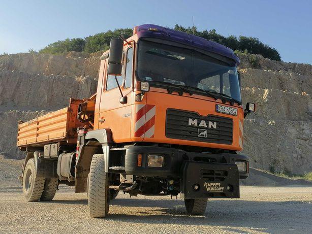 transport 4x4 / sprzedaż:  ziemia , piasek, kruszywa, kamień