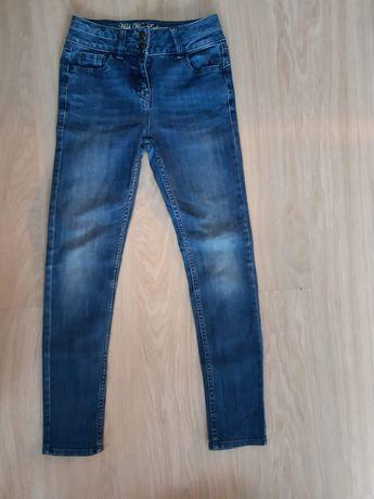 Spodnie jeansowe dla dziewczynki kobiet rozmiar 34 Xs Next
