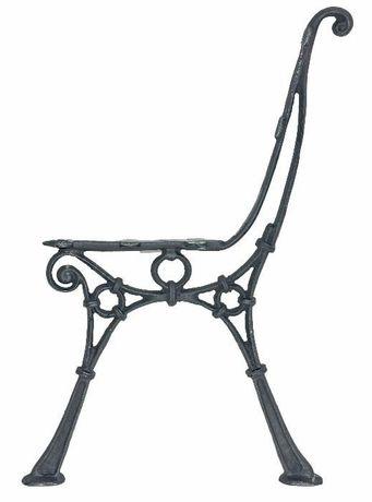 Nogi żeliwne do ławek i stolików, stalowe ŁAWKI OGRODOWE