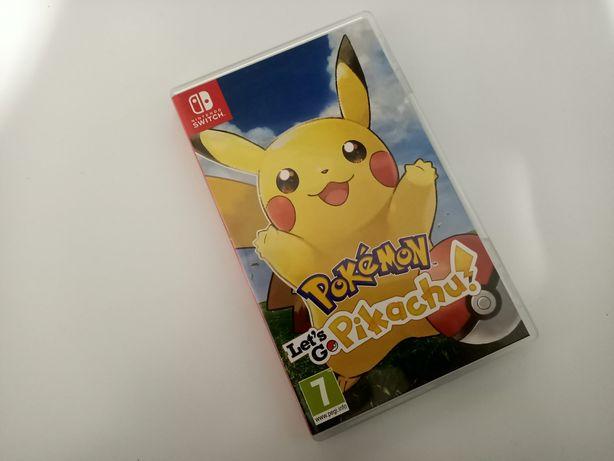 Pokemon - Let's Go Pikachu (Nintendo Switch)
