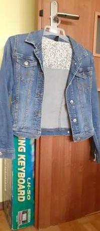 Kurtka jeansowa rozmiar S