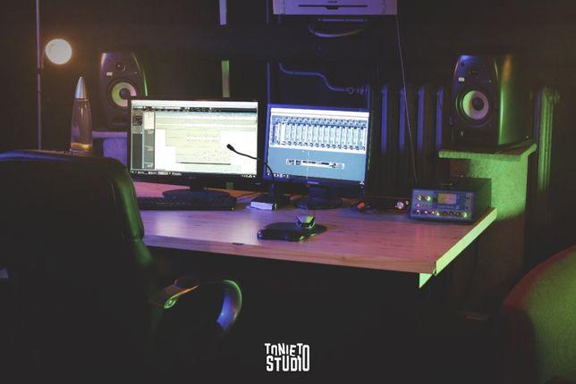 Profesjonalne studio nagrań | Podcast Wokal Instrumenty Miks Mastering