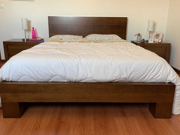 Mobília de quarto (como nova)