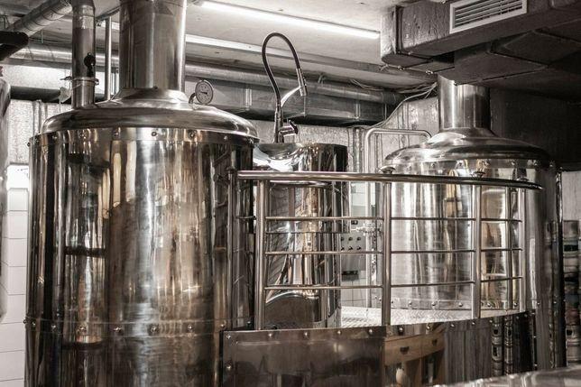 Продам пивоварню 500 л за варку