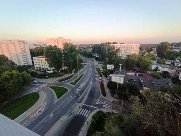 60m2,Saska Kępa,ul.Al.St. Zjednoczonych 20 B,IX piętro/X, 3pok, balkon