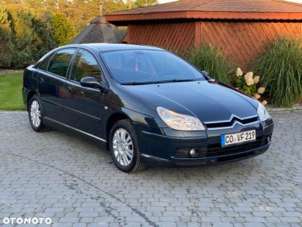 Citroën C5 Klimatronic # Pneumatyka # Czujniki parkowania