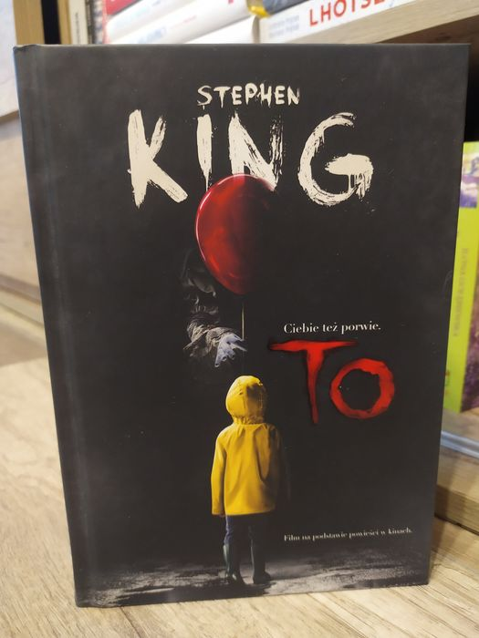 """To"" - Stephen King Żywiec - image 1"