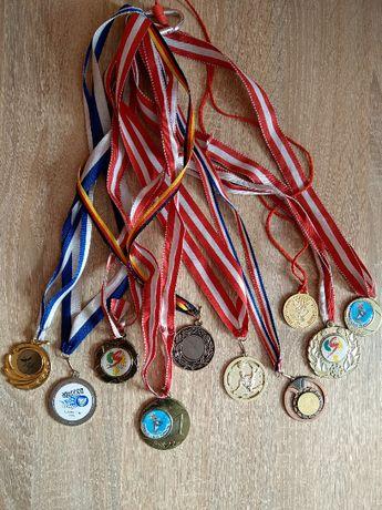 MEDALE ! 10 sztuk medali sportowych Austria Okazja!