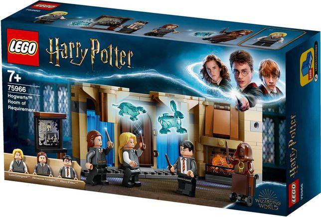 NOWY zestaw LEGO Harry Potter 75966 Pokój życzeń w Hogwarcie