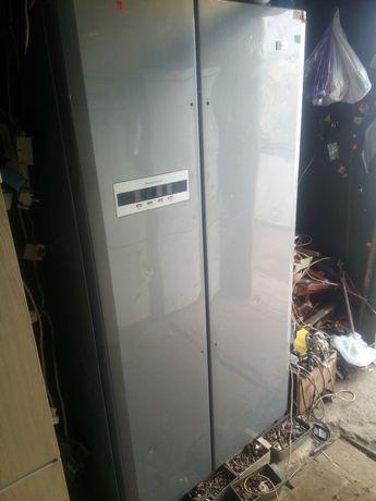 "Холодильник ""Haier"" санбайсай 200см потебуе ремонту 3899грн е доставка"