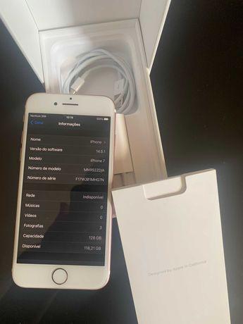 Apple iPhone 7 - 128GB - Rose Gold