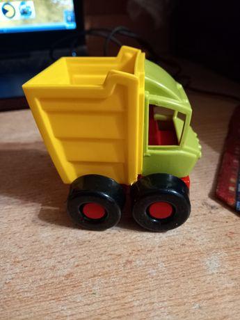 Новая фирменная  машинка белаз грузовик камаз. США