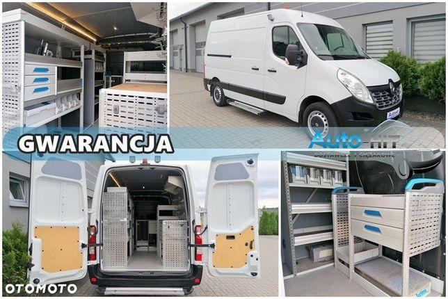 Renault Master  /Movano L2H2 Klima Kamera Warsztat Sortimo 136KM Webasto *Gwarancja