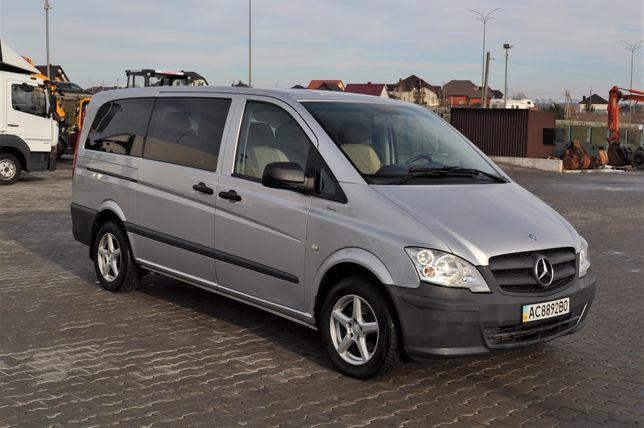 Продам Mercedes-Benz Vito 2013р