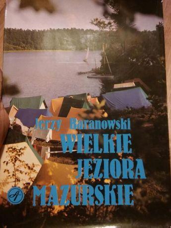Wielkie Jeziora Mazurskie Jerzy Baranowski