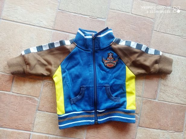 Bluza Hummel sportowa 62-68