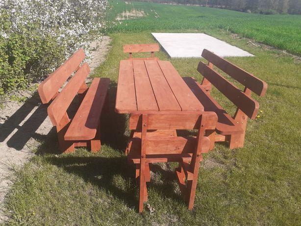 Komplet drewniany ogrodowy tarasowy Dostepny mozliwa dostawa