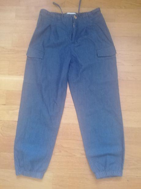 Spodnie dla dziewczynki, zara 140