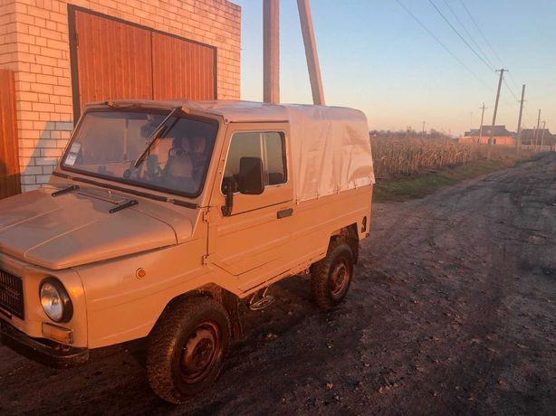 Продам ЛУАЗ 969м 1.6 ТД