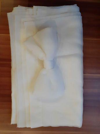baldachim nad łóżeczko