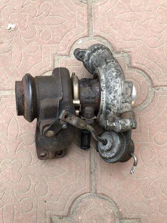 Турбіна Peugeot Partner 1.6hdi ТНВД