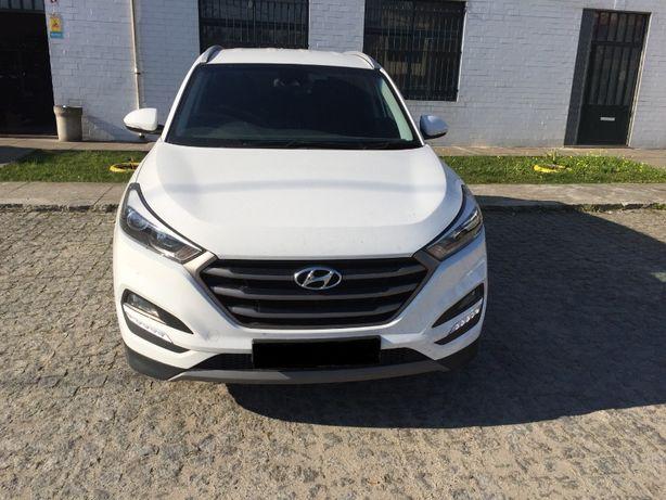 Hyundai Tucson 1.7 CRDI 2W
