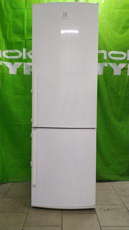 Холодильник Electrolux  mod.EN3600AOW нижней морозильной камеры
