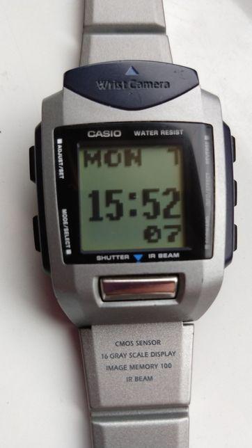 Casio CAMERA WQV-1 zamiana na casio GW 9400
