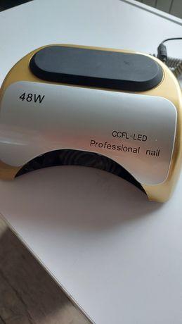 Lampa LED Złota 48W
