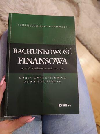 Rachunkowość finansowa Maria Gmytrasiewicz Anna Karmańska
