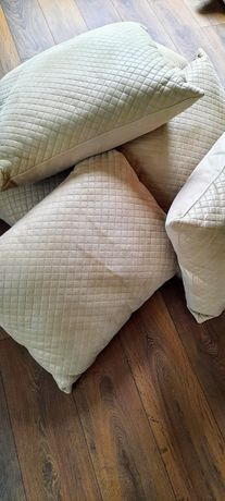 Duże poduszki 6 szt.