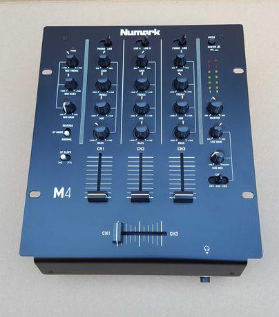 Mikser DJ Numark M4 - 3-kanałowy, jak nowy
