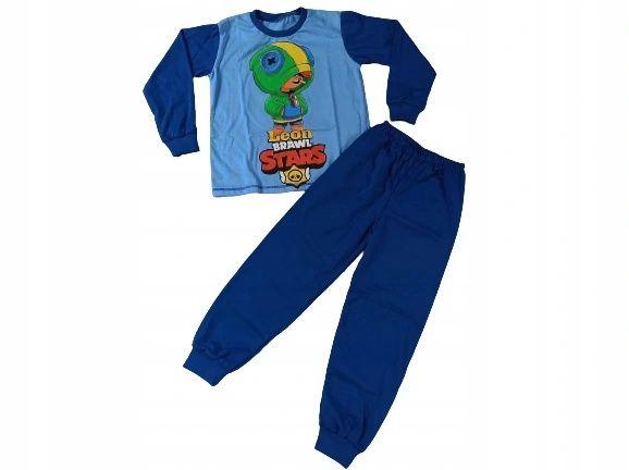 Piżama Leon rozm 116, 122, 128, 134,140, 146, 152