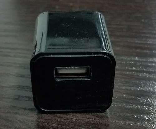 Mini kamera ukryta w ładowarce 16GB