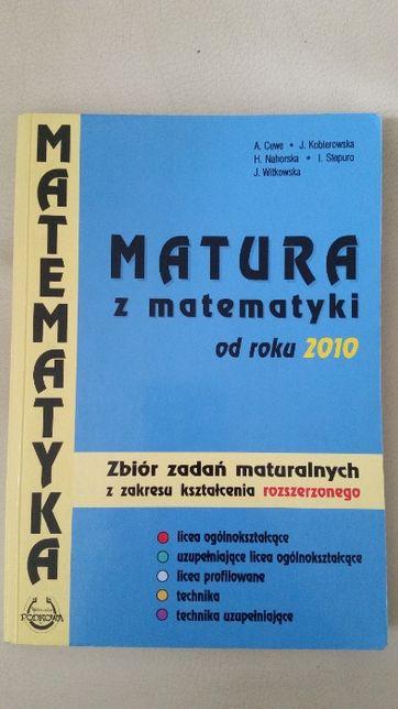 Matematyka Matura od 2010 roku Zbiór zadań maturalnych 807 rozszerzony
