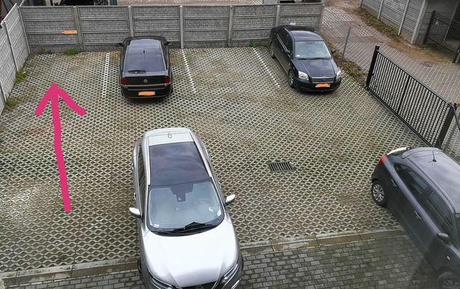 Wynajmę miejsce postojowe parkingowe