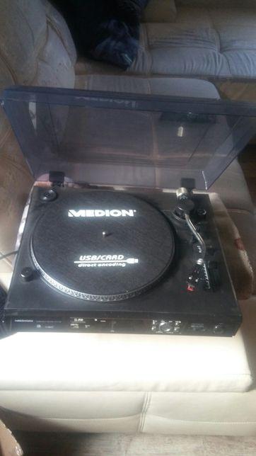 Sprzedam gramofon MEDION