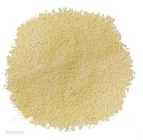 Чеснок сушеный гранулы 40х60
