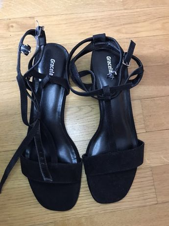 Nowe sandałki graceland
